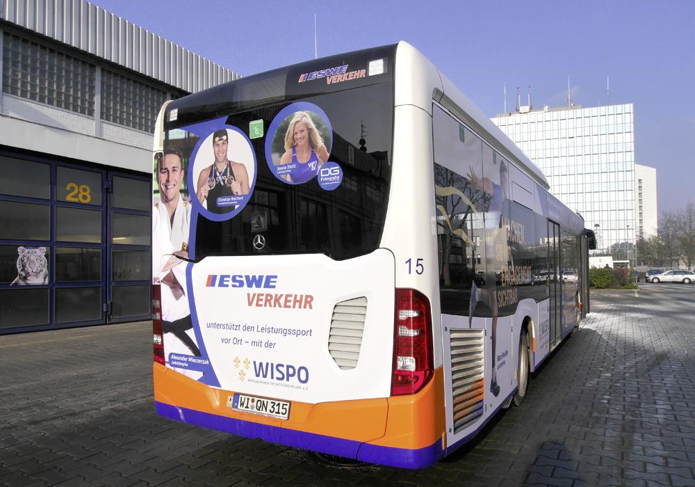 Busgestaltung