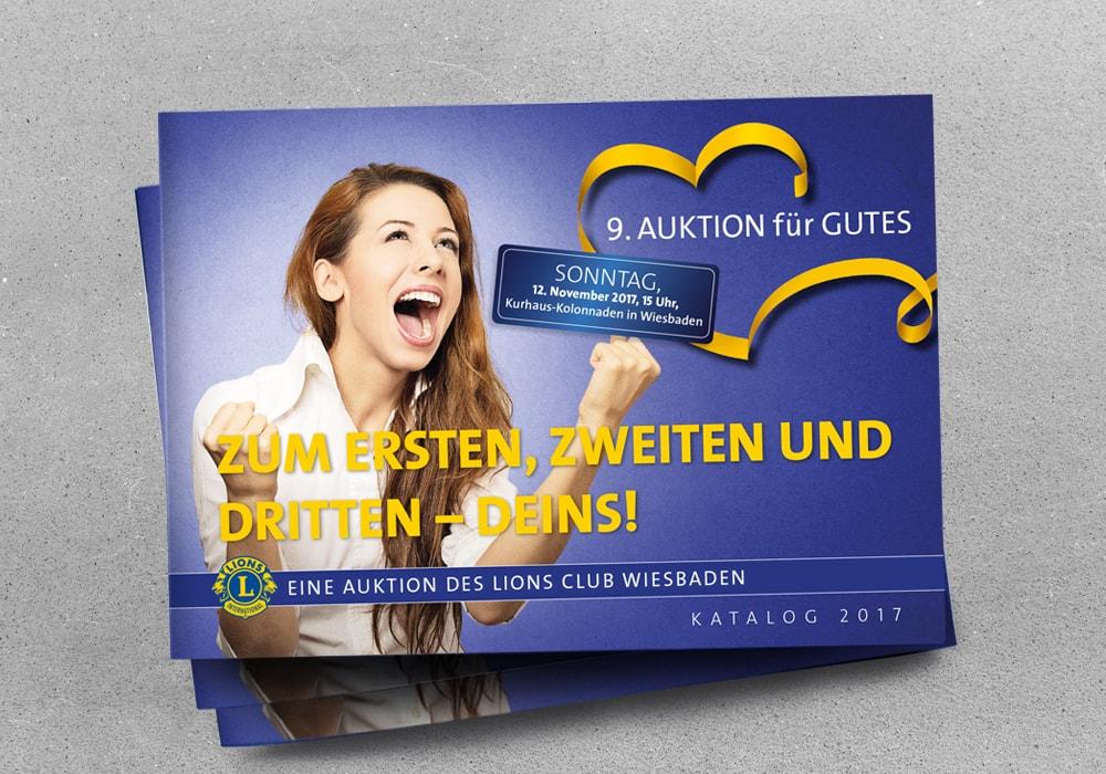 Auktions-Katalog