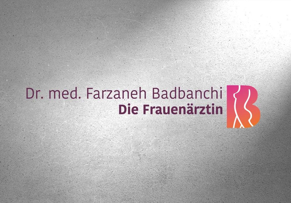 Dr. Badbanchi / Logoentwicklung